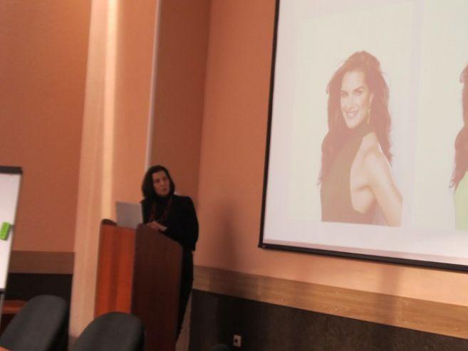 Прошел открытый семинар «Цветотип внешности. Индивидуальная палитра цветов»