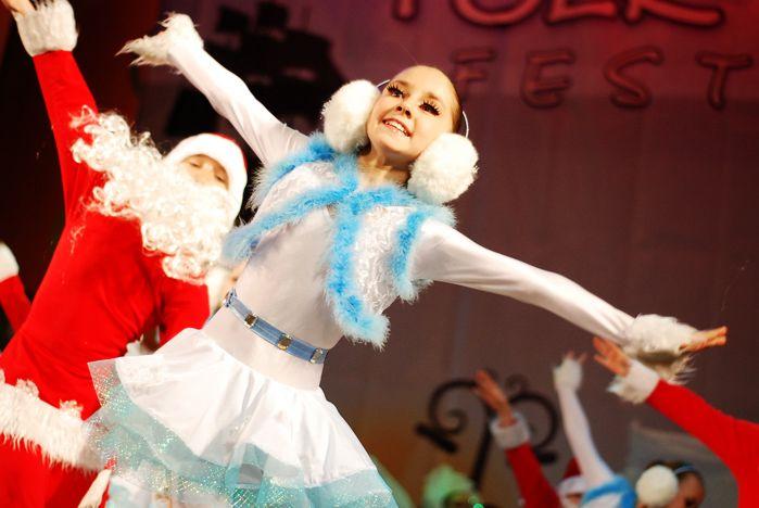 «Folk City Festival» собрал талантливую молодежь Дальнего Востока