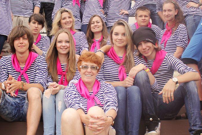 Студенческий педагогический отряд «Территория Инициативы» ВГУЭС подводит итоги лета