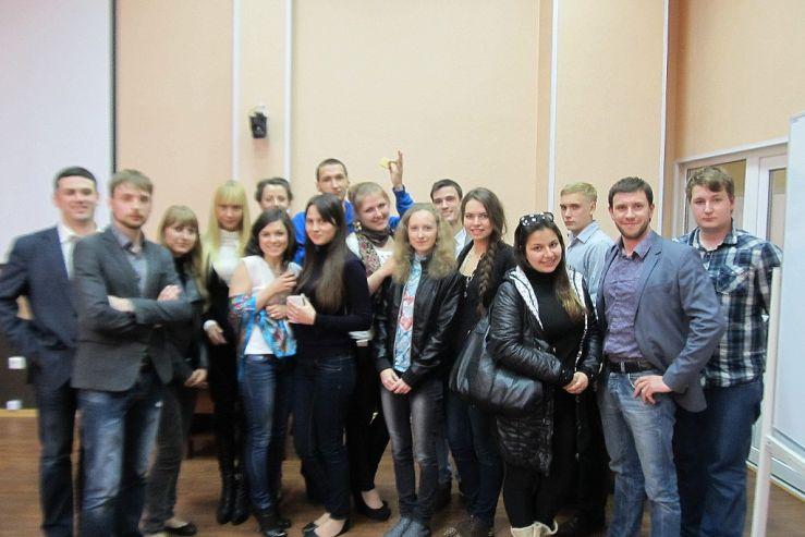 13 мая была проведена конференция резидентов Бизнес-инкубатора.
