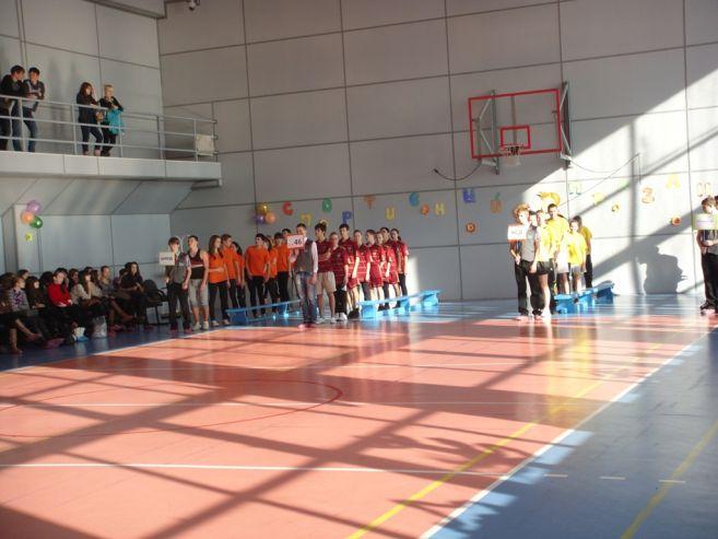 Спорт - наша жизнь!