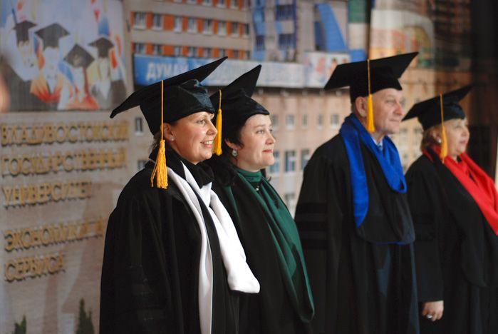 ВГУЭС принимает новых студентов