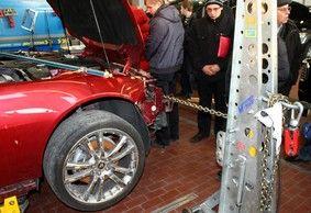 Студенты-автомобилисты ВГУЭС будут проходить практику в Mercedes-Benz Center