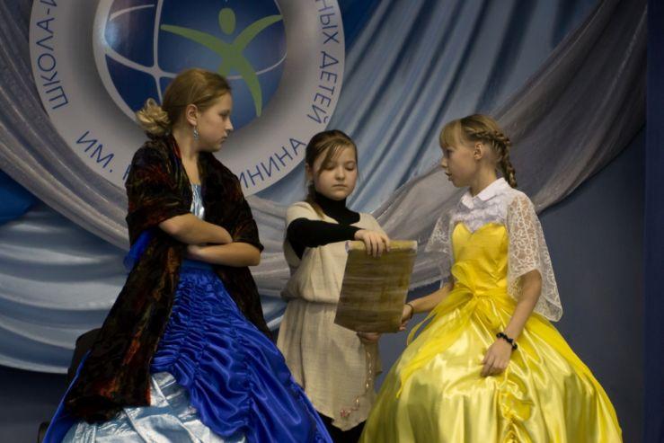 Учащиеся ШИОД продемонстировали свои способности на Talent show