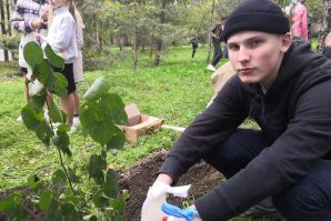Уникальный экологический проект реализован в ШИОД