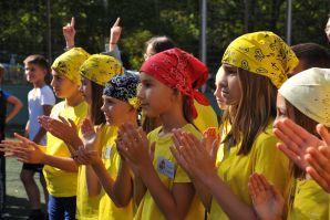 День здоровья в ШИОД - заряд энергии на новый учебный год