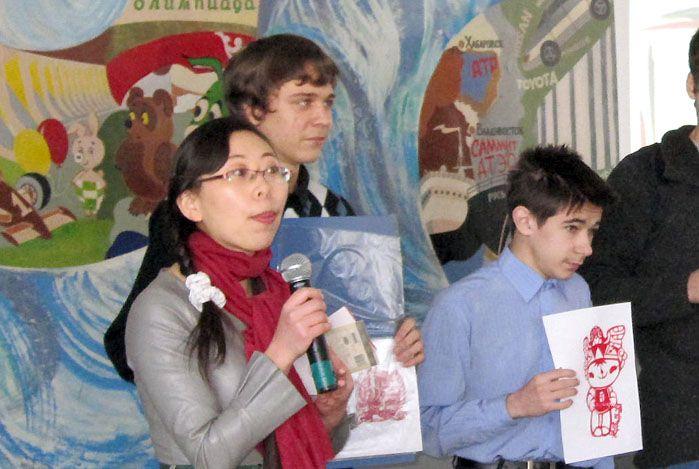 ВГУЭС благодарит китайского преподавателя Ли Кэвэй за плодотворное сотрудничество