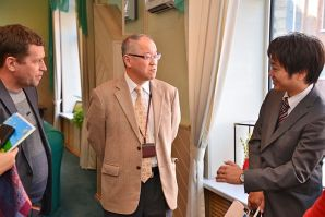 Newly appointed Consul General of Japan visited VSUES
