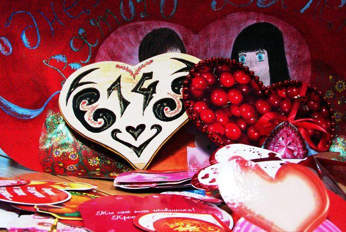 В День влюбленных в студгородке подвели итоги конкурса «валентинок»