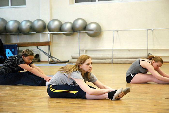 Спортивный конкурс «Олимп-2011» поднял шансы старшеклассников поступить во ВГУЭС