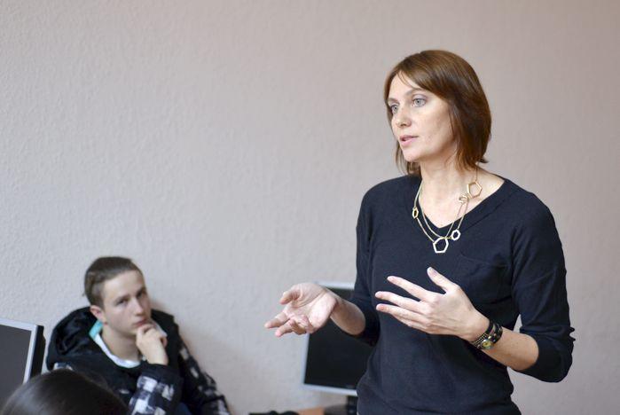Студентам ВГУЭС рассказали о получении международного образовательного опыта