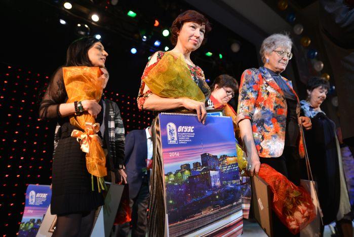 Студенты ВГУЭС выбрали лучших преподавателей 2013 года