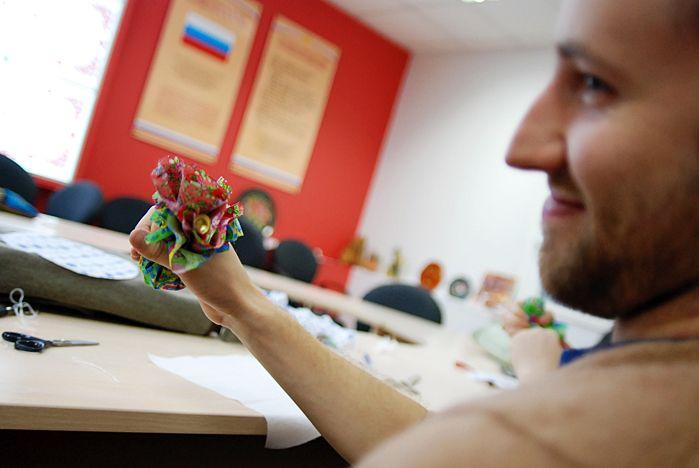 Кукла «Колокольчик» - добрая весть из ВГУЭС