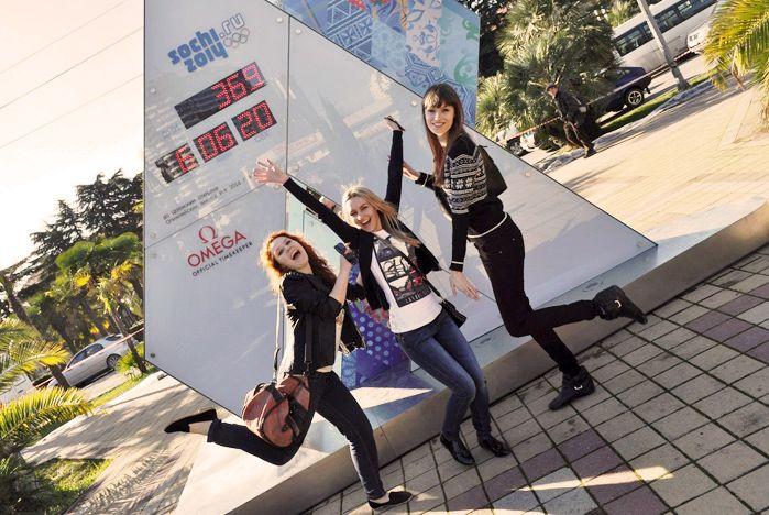 Поторопись! До окончания программы по набору волонтеров Игр в Сочи осталось 15 дней