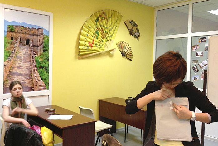 Преподаватели Отделения китайского языка ВГУЭС провели тестирование по деловому китайскому языку