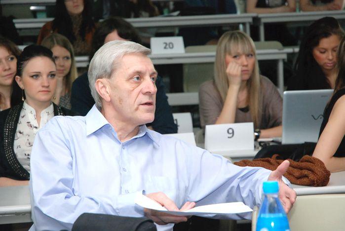 ВГУЭС собрал маркетологов ведущих компаний Приморья