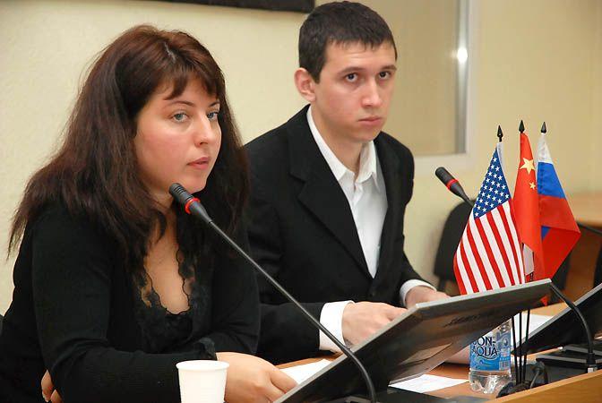 В международной научно-практической конференции «Правовые системы: США. Россия. Китай» приняли участие вузы США и КНР