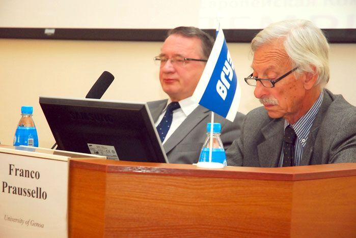 Представители высшей школы Италии и Великобритании, эксперты из Нидерландов высоко оценили вклад ученых ВГУЭС в разработку проекта «Темпус Примо РФ»