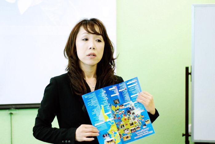 Один из лучших колледжей Японии ждёт у себя студентов ВГУЭС