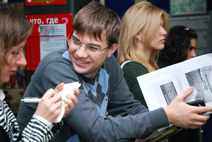Председатель Приморского отделения Ассоциации молодых предпринимателей рассказал студентам ВГУЭС, как начать свой бизнес