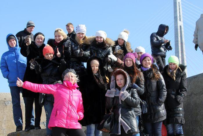 Студенты ТГРБ осваивают профессию экскурсовода