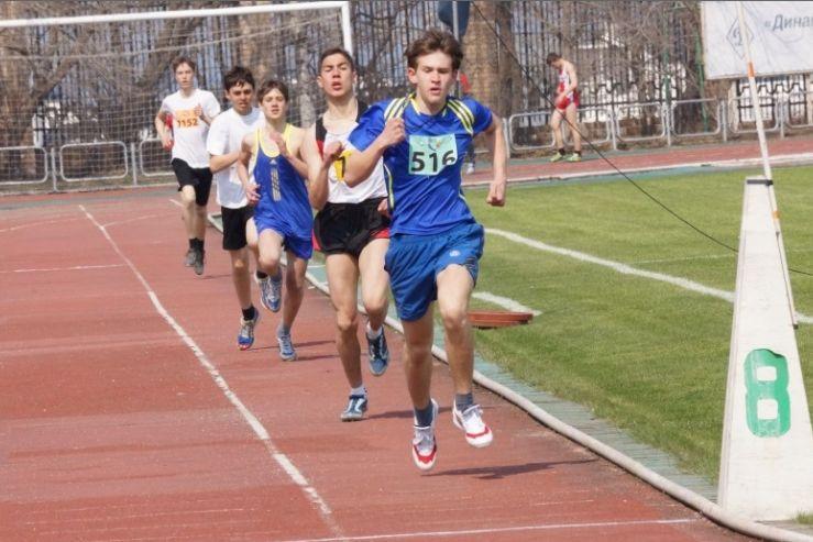 Команда легкоатлетов ШИОД – лучшая на первенстве ДВФО