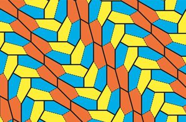 В мире математики сенсация: открыт новый вид пятиугольников, покрывающих плоскость!