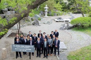 VSUES and Toyama prefecture Silver Jubilee of Friendship