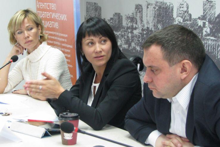 Круглый стол АСИ «Расширение участия негосударственного сектора экономики в оказании услуг в социальной сфере»
