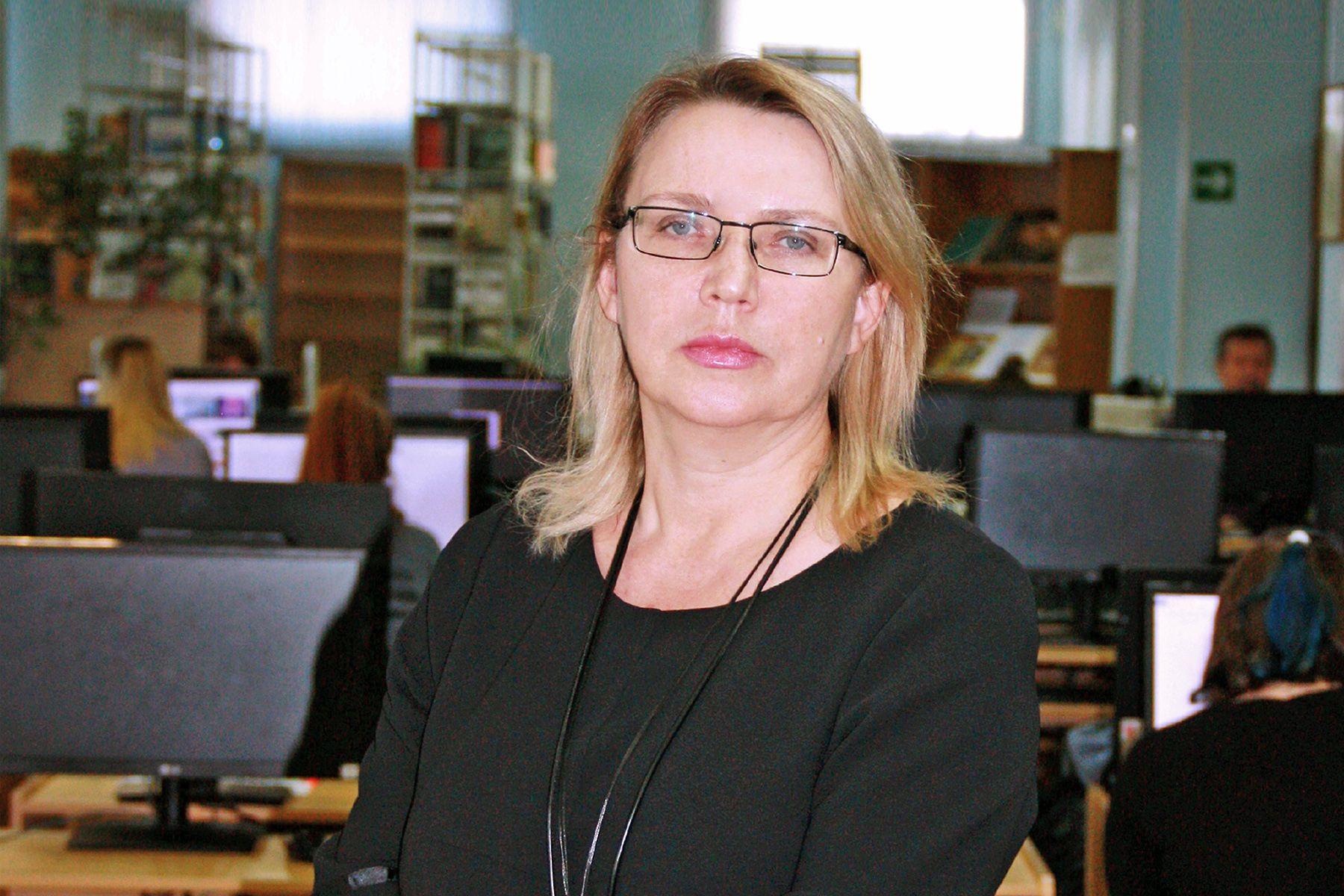 Директор Института права ВГУЭС Светлана Литвинова: Юрист – это образ жизни