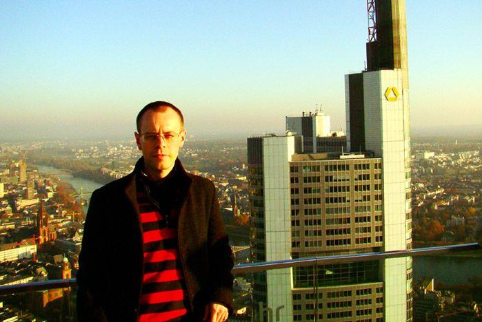 Доцент кафедры мировой экономики и экономической теории Леонид Козлов прошел стажировку в университете Франкфурта-на-Майне