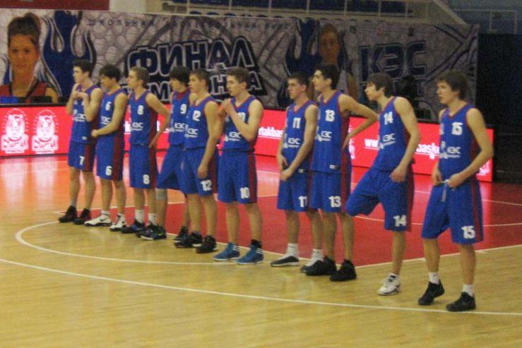 Баскетбольная команда ШИОД стала победителем приморского этапа школьной баскетбольной лиги «КЭС-Баскет»