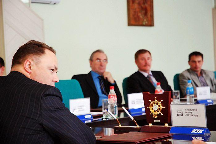 Члены Попечительского совета ВГУЭС внесли предложения по стратегическому развитию университета