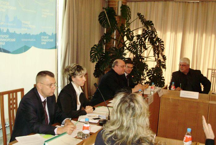 Студенты ВГУЭС познакомились с деятельностью общественных экспертов