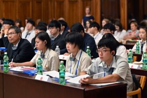 Способы решения экологических проблем предложила  на международном  симпозиуме ученица ШИОД