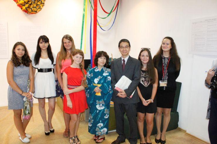 Учащиеся ШИОД продолжают познавать культуру Японии