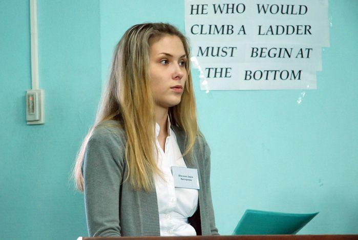 Студенты ВГУЭС обсудили политику и бизнес Дальнего Востока на английском языке