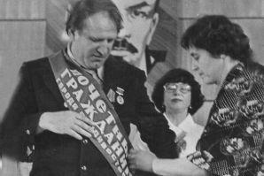 Линейка памяти, посвященная 90-летию народного учителя Н.Н. Дубинина