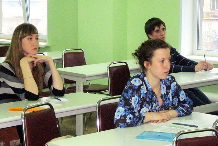 Студентов ВГУЭС научили проходить собеседование с работодателем