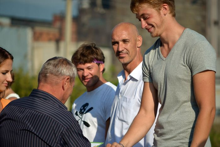 Гребцов ВГУЭС наградили призеры Олимпийских игр