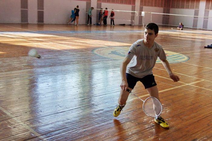 Юный бадминтонист ВГУЭС – призер Первого Всероссийского турнира по бадминтону юношеской серии YONEX