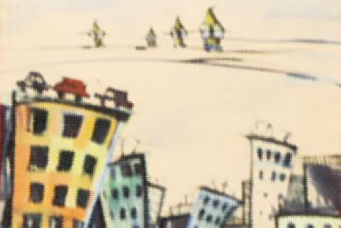 ВГУЭС приглашает юные таланты к участию в первом Дальневосточном конкурсе мультфильмов «Вперед, в будущее!»