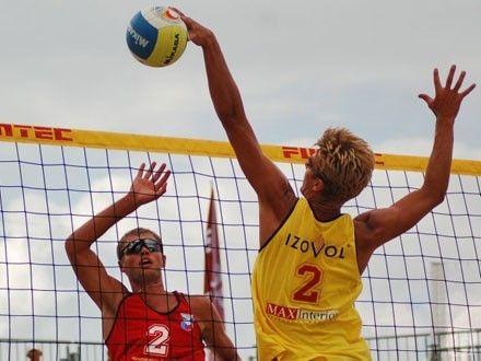 Десятиклассник из ШИОД стал победителем европейского чемпионата по пляжному волейболу