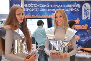 ВГУЭС представил свои информационные разработки на форуме «Дальинфоком-2014»