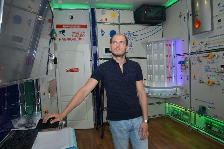 Во ВГУЭС начал действовать шоу-рум лаборатории SMART-технологий «Умный город»