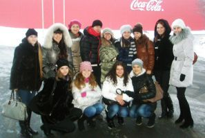Специалисты компании «Coca-Cola HBC Eurasia» поделились со студентами практическим опытом