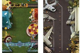 Локации - поле, на котором развивается игра