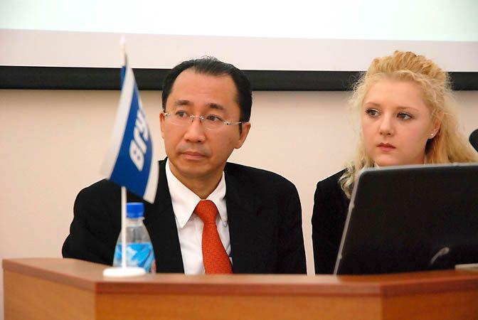 Презентация японской акционерной компании «ИЗУ» во ВГУЭС