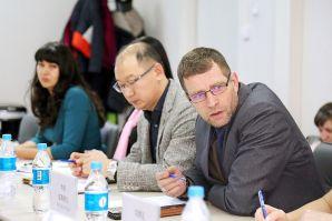 符大和东北林业大学(中国)实施新的联合培养学生项目