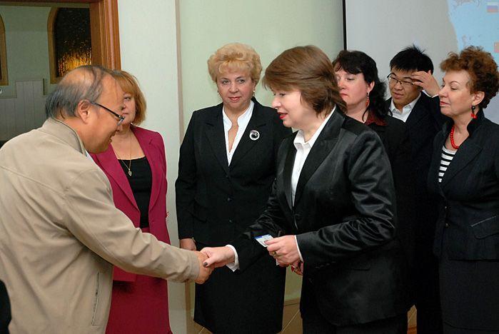 ВГУЭС налаживает международные связи с китайскими университетами